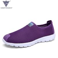 Women Shoes Summer Lady Sport Fashion Casual Shoes Woman Breathable Air Mesh Tenis Feminino Sapato Women