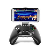 Wireless Bluetooth 4 0 Gamepad Game Remote Controller Support APP Gamecube Joystick For IOS Android Phone