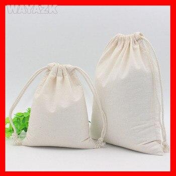 (100pcs/lot) size 12x15cm(4.8x6) personalized cotton drawstring promotional gift bag with logo printed 100pcs lot size 90x92cm 36x36 8 home textiles shopping cloth cotton drawstring bag wholesale