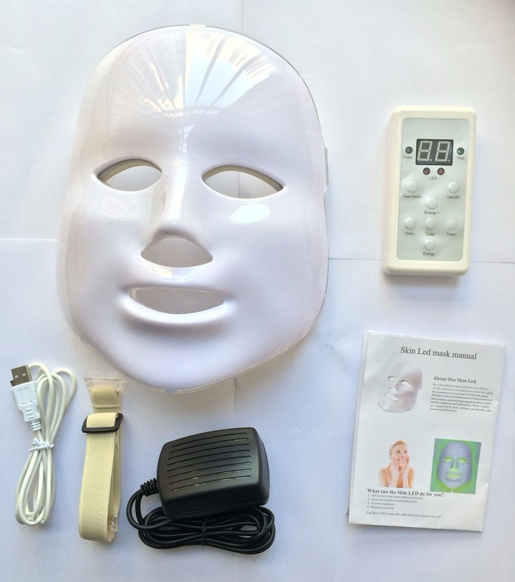 photon PDT led skin care facial mask blue green red light therapy beauty devices with wholesale price anti acne pigment removal photon led light therapy facial beauty salon skin care treatment massager machine