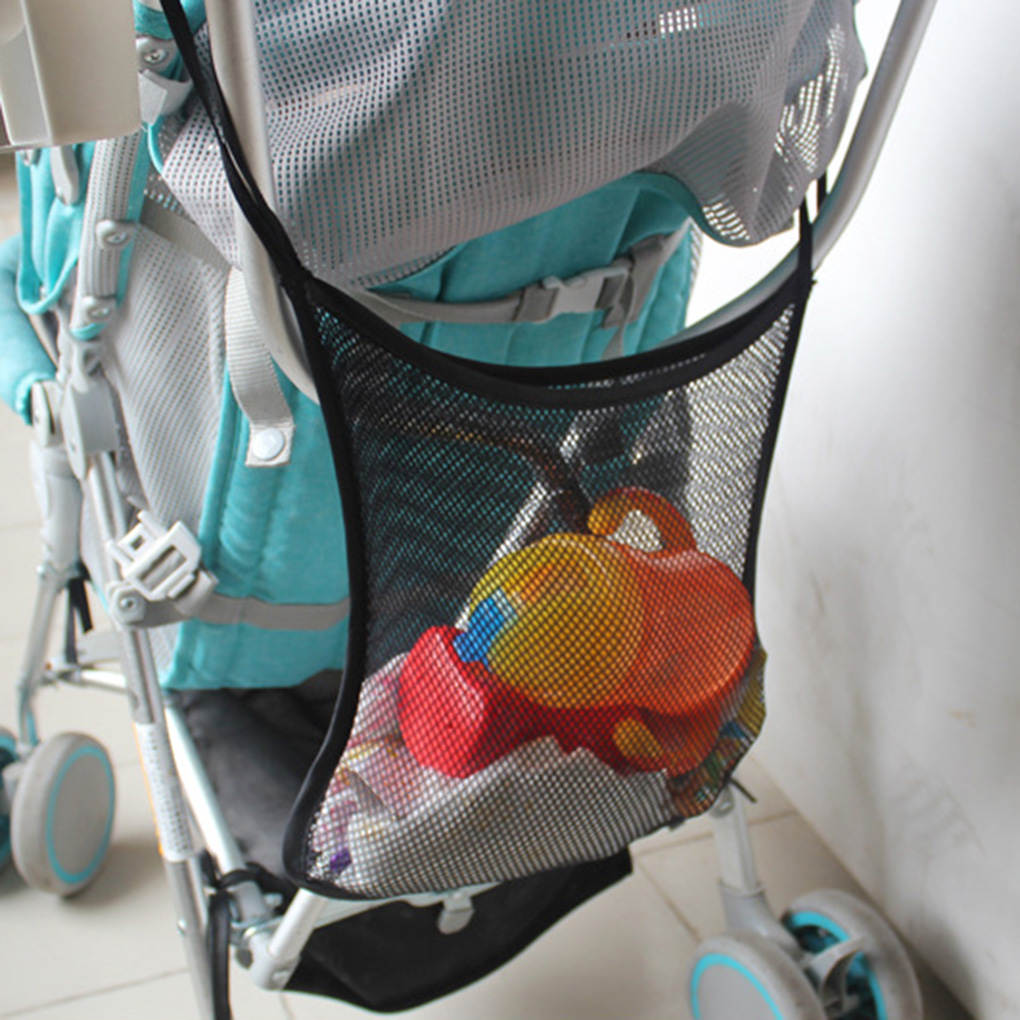 Clearance Sale Baby Stroller Carrying Bag Baby Stroller Mesh Bag A Net Umbrella Accessories Buggies Baby Stroller Carrying Bag