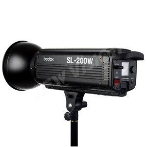 Image 4 - Godox SL 200W 200Ws 5600 K LED ต่อเนื่อง Photo Video Light w/Remote ฟรี DHL