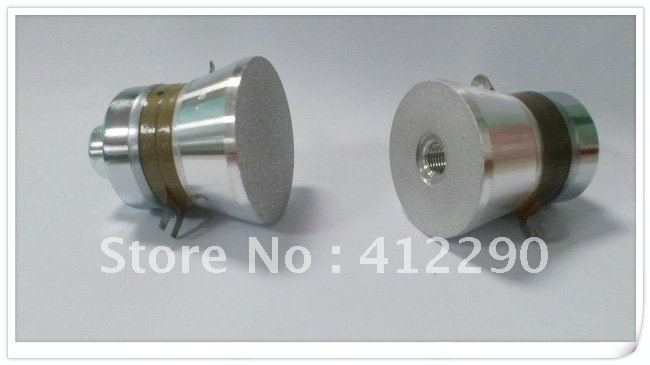 40khz/60W Ultrasonic cleaning transducer PZT8,40khz ultrasonic piezoelectric transducer,40khz ultrasonic transducer
