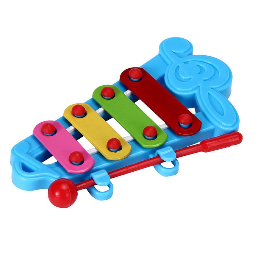 nios xyphone instrucment de la nota de la msica del beb del juguete musical del juguete