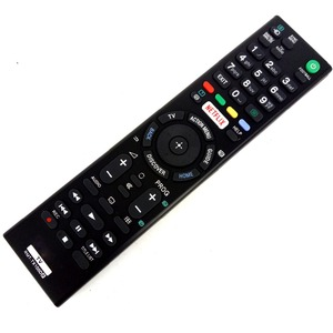 Image 2 - Hot sale For Sony 4K HDR with Android TV Remote RMT TX100D RMT TX102D NETFLIX LED TV for KD 43X8301C KD 55XD8599 Fernbedienung