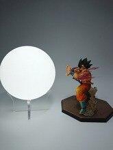 Shenron kaiouken свет Сон Гоку действие figuras esferas del Dragon Ball Z фигурку DBZ