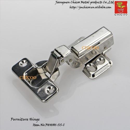 nascondere cerniera mobili cerniera in acciaio inox 304 embed idraulico regolabile inset armadio da cucina cerniere