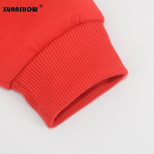 Women's Suit Letter Printed 0-Neck Sweatshirt Pant 2 Piece Set 5