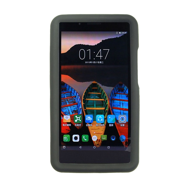 MingShore Lenovo Tab 3 Artı 7.0 Için TB-7703X Çocuklar Şok Proof - Tablet Aksesuarları - Fotoğraf 1