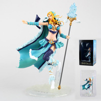 22 cm Verbazingwekkende Dota 2 Game Crystal Maiden Karakter Butcher PVC Actiefiguren Collection dota2 Speelgoed