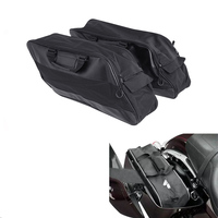Motorcycle Saddlebag Waterproof Liners Luggage Travel Pak For Harley Touring Road King Electra Glide Street Road Glide 1997 2013
