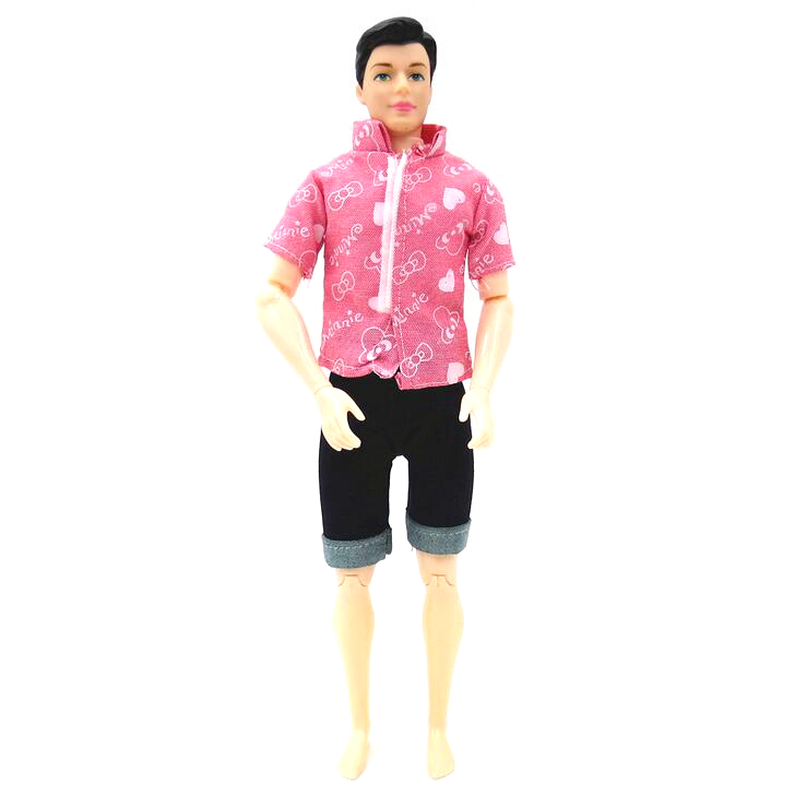 Nk One Set Prince Ken Doll Clothes Fashion Suit Cool