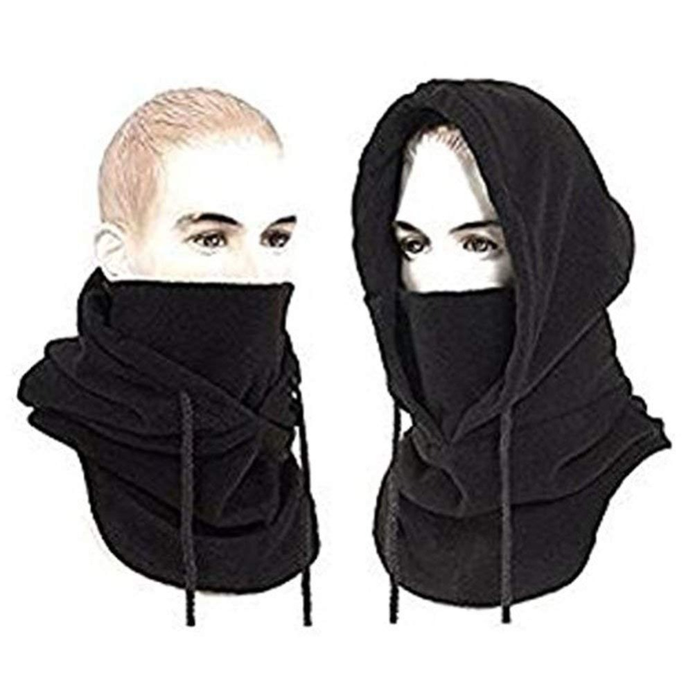 Windproof Ski Mouth Mask Balaclava Outdoor Sports Face Mask Neck Warmer Motorcycle Riding Protective Face Mask Unisex