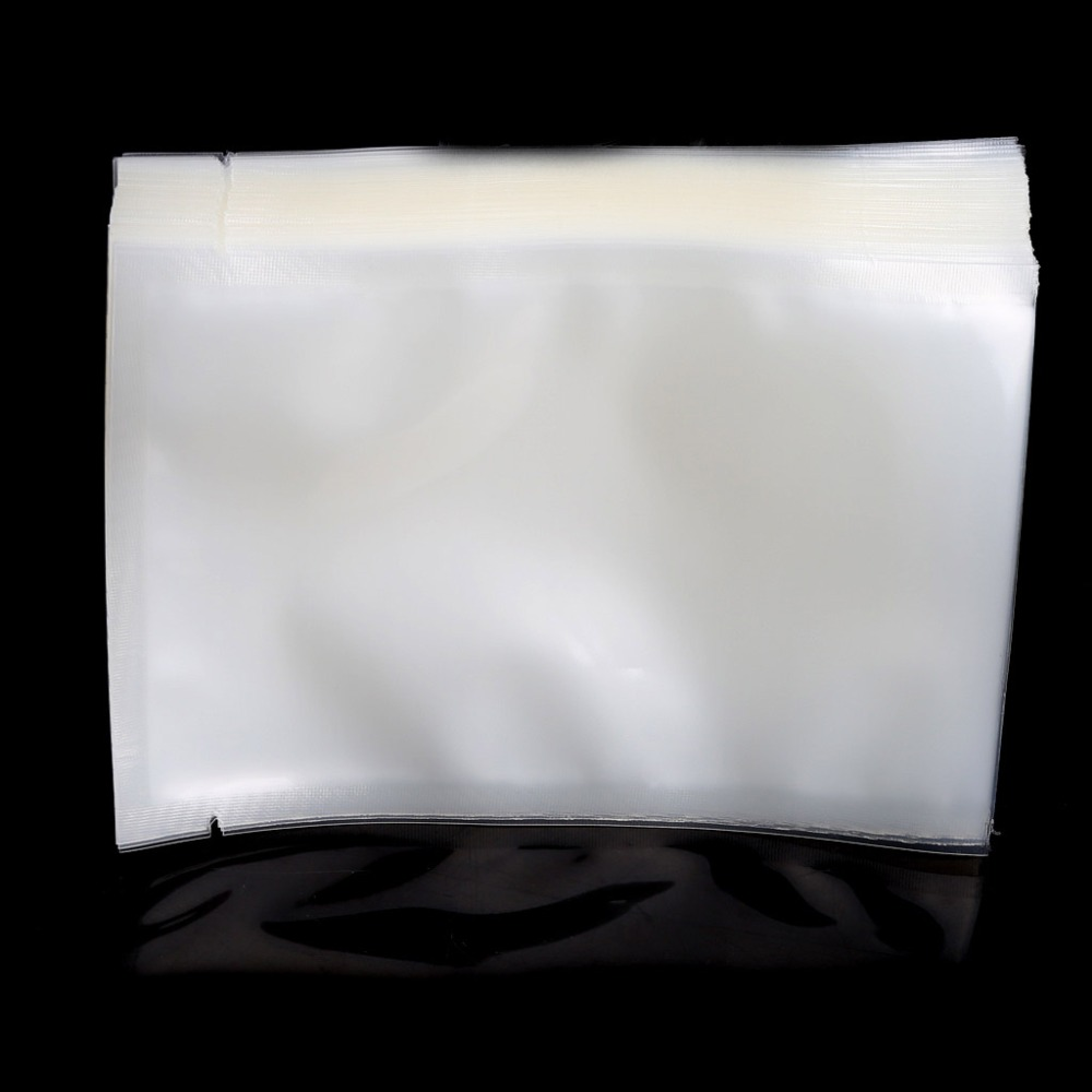 100Pcs Vacuum Food Storage Sealer Bag Space Packing Commercial Food Saver