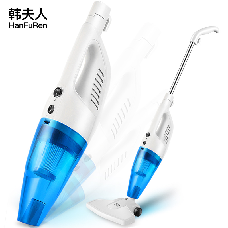 Mrs. Han LF-07 Vacuum Cleaner Home Super Sound-off Hand Hold Carpet Type Strong In Addition To Mites Mini High Power Cleaners vacuum hood suction disc bell in vacuum laboratory jar sound physics for sound propagation experiment and low pressure
