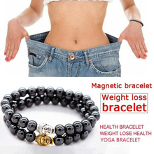 Magnetic Healthcare Bracelet font b Weight b font font b Loss b font Bracelet Slimming Healthy