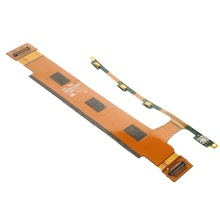 Original New Power On Off Switch Volume Camera Button Key Flex Cable Ribbon For Sony Xperia