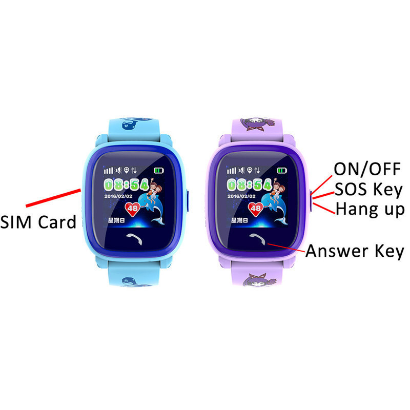 df25 kids smart watch