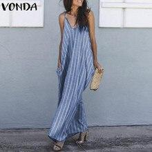 de11c3294ee15 Plus Size Striped Maxi Long Dress 2018 Summer Pregnancy Women Sexy V Neck  Strapless Casual Loose Vestidos Maternity Sundress 5XL