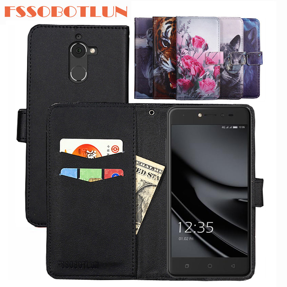 Newest Wallet Case For Elephone U Pro Flip Case With Strap100% Special Pu Leather Embossing Flower Cover Case For Elephone U To Enjoy High Reputation In The International Market Phone Bags & Cases Cellphones & Telecommunications