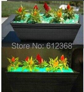 200 Luminous Cobblestones Stones Glow In The Dark For Aquarium Fish Tank  Gravel Decorations,Fantastic Garden Or Yard  Green