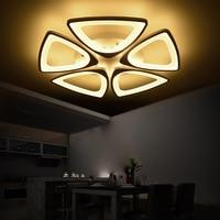 LED Modern Flower Iron Acryl LED Lamp.LED Light.Ceiling Lights.LED Ceiling Light.Ceiling Lamp For Foyer Bedroom Dinning Room