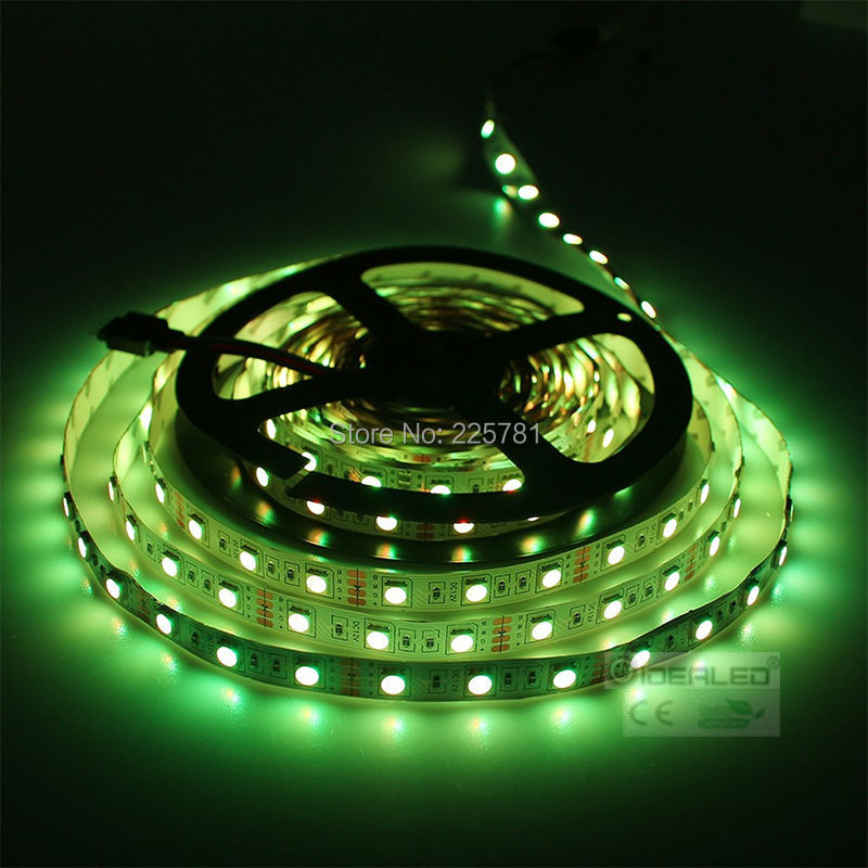 DIY hem RGB leddslampa för 5050 300LEDs 5m RGB-striplampor + Mini - LED-belysning - Foto 6
