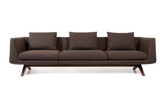 Hepburn vaste 3 zits bank sofa leren bank nijlpaard klassieke scandinavische meubels in hepburn - Bank kind zits ...