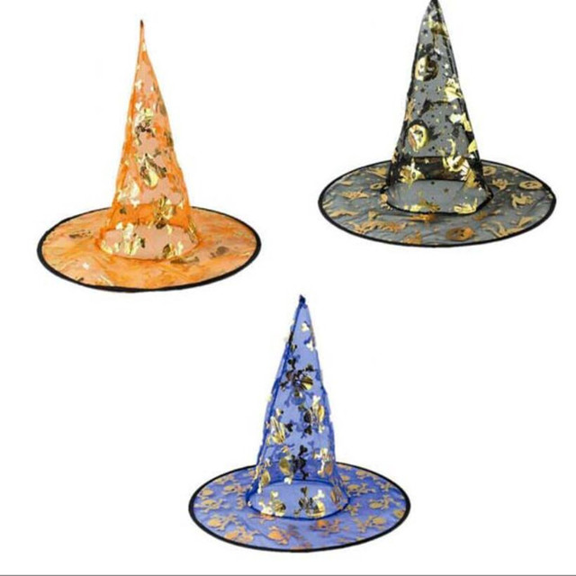 Wizard Hat Halloween Costume