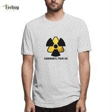 Chernobyl Top Tees 3D Print Male 2019 New T Shirt For CHERNOBYL tEES Fashionable Arrival