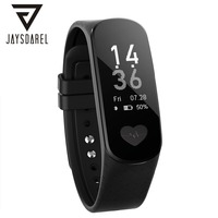 JAYSDAREL B9 ECG PPG Heart Rate Blood Health Monitor Smart Watch Waterproof IP67 OLED Fitness Tracker
