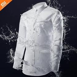 2019 новый оригинальный xiaomi 90 очков Высокое качество Три анти-обжигающая хлопковая рубашка для воды и масла репеллент