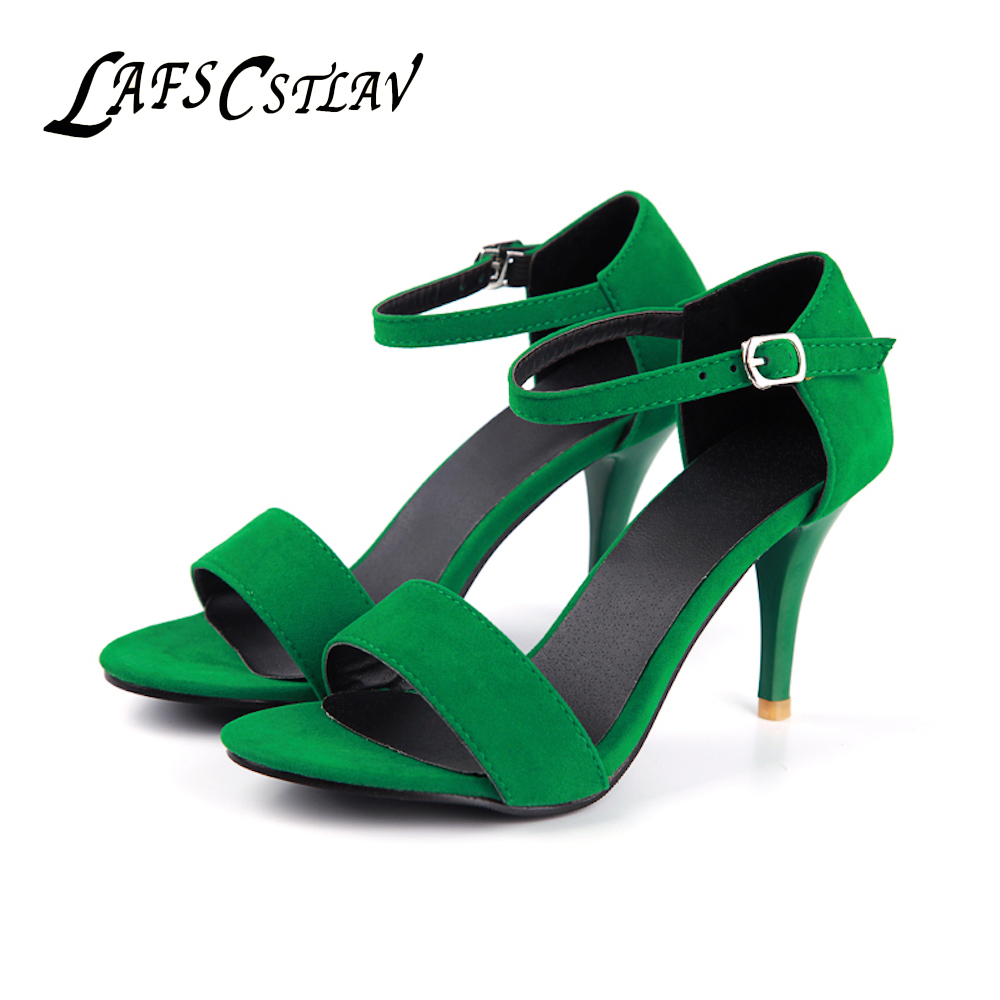 LAFS CSTLAV Základní pohodlné vysoké podpatky s podpatkem pro - Dámské boty