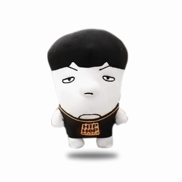 Anime KPOP Bangtan Boys BTS JUNGKOOK V JIMIN SUGA 9 Handmade Plush Toy Stuffed Doll
