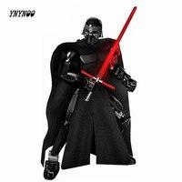 Kylo Ren Single Sale Star Wars First Order Jedi Killer Models Building Blocks Starwars Fighters Toys