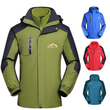 Уличные спортивные походные лыжные куртки дышащие водонепроницаемые осенние быстросохнущие лыжные сноуборды походные треккинговые куртки для мужчин и женщин