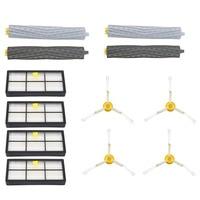Extractor Set Side Borstels Hepa Filters Vervanging Voor IRobot Roomba HEPA Filter Rolling Brush Kit For