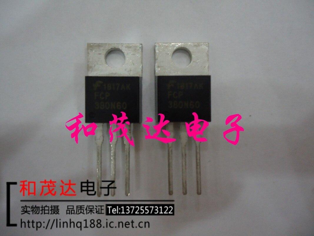 Цена FCP380N60