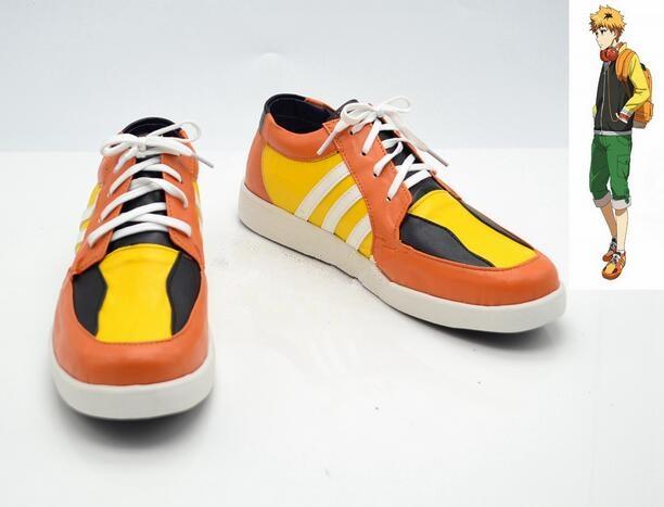 Tokyo Ghoul Nagachika Hideyoshi Cosplay Shoes flat shoes sneaker casual wear