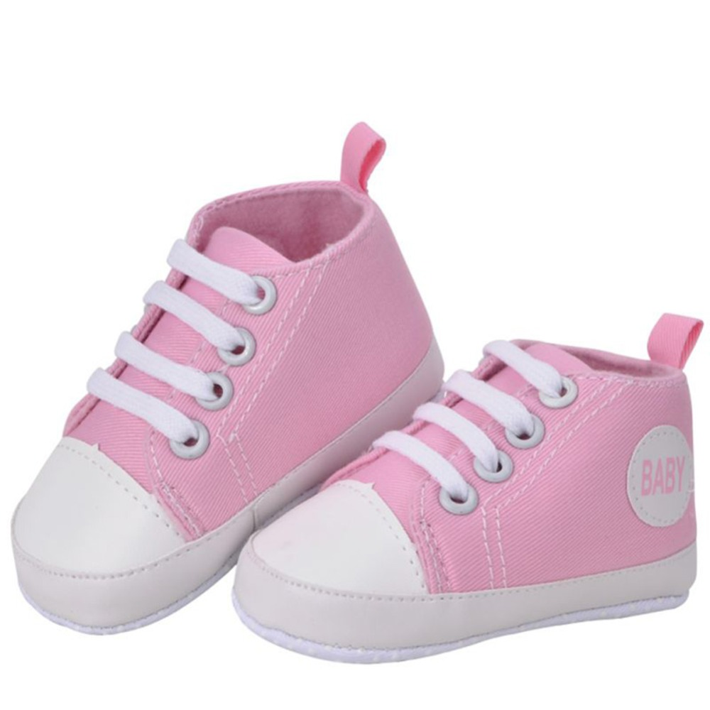 Kids Children Boy Girl Sports Shoes Sneakers Sapatos Baby Infantil Soft Bottom First Walkers Forborns 7 Colors