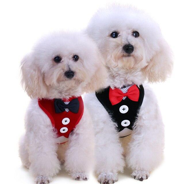 XPangle Pet Dog Harness Guinzaglio Set Vestiti Del Cane Della Maglia per Cani di