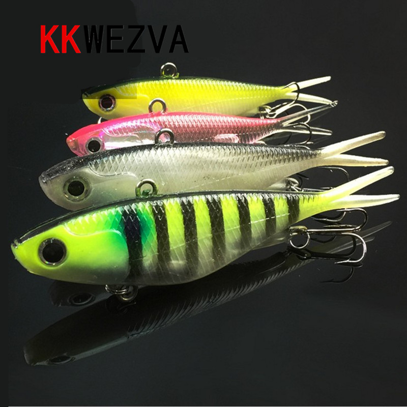 KKWEZVA 1pc 20g lead fish Fishing Lures Soft Fishing Lure Single Hook Baits artificial bait jig wobblers rubber Autumn winter 1 pack clean dry maggots for fishing high protein nutritious fish bait food winter carp fishing baits