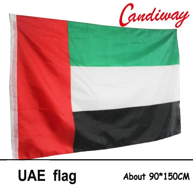 3x5feet united arab emirates flag uae country banner pennant 90