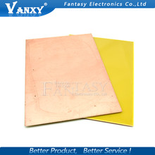1pcs FR4 PCB  10x15cm 10*15 Single Side Copper Clad plate DIY PCB Kit Laminate Circuit Board Free shipping