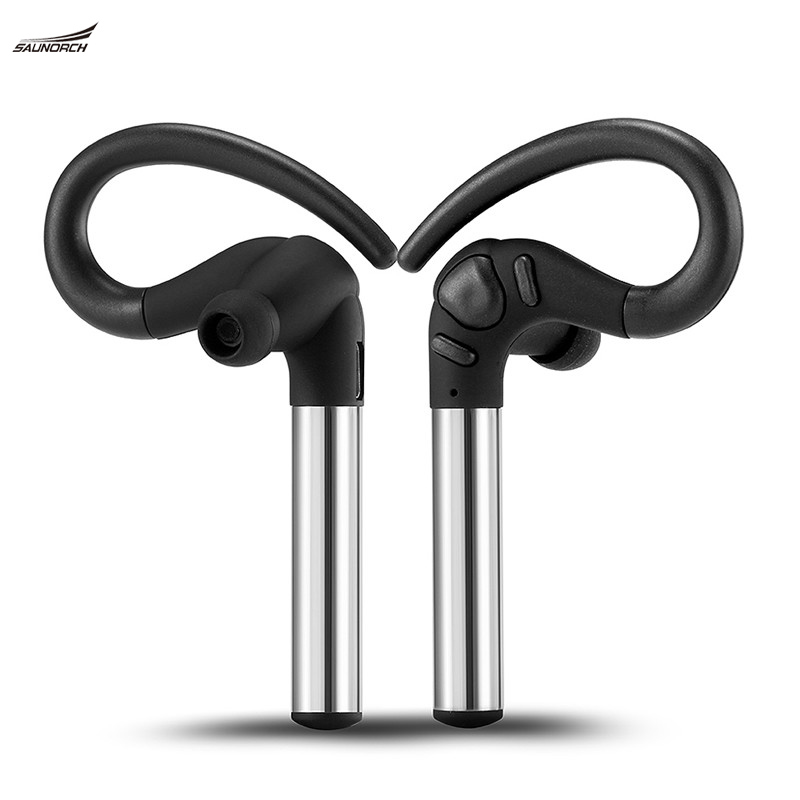 Wireless Bluetooth Headphone CSR  Bluetooth 4.0+EDR Earphone Stereo Music Headset Hands-free with Mic for iPhone Xiaomi Samsung universal wireless bluetooth 4 0 edr headset headphone with noise cancellation handsfree stereo a2dp earphone for iphone samsung