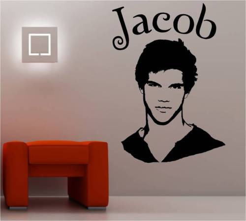 Twilight Jacob Taylor Lautner Movie Pop Star Poster Wall