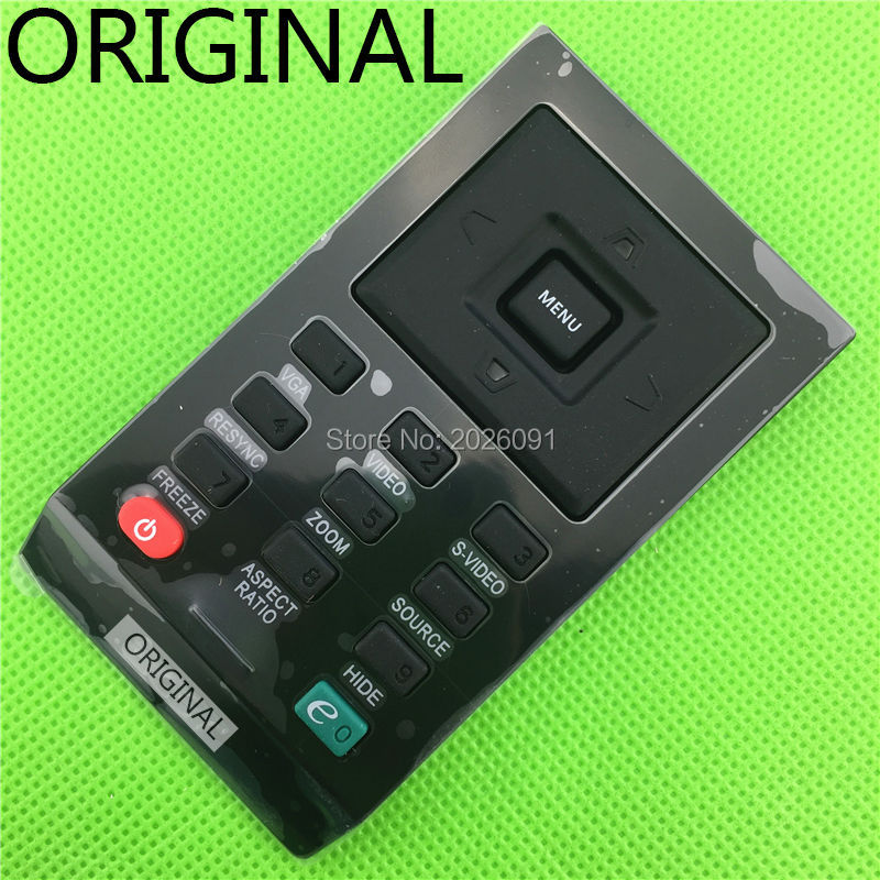 Brand New Projector Universal Remote Control A-16041 FOR ACER X1210 X1211 X1211K X1213 X1213PH Wholesale new projector remote control for optoma hd33 br 3060b hd25 hd25 lv br 3037b