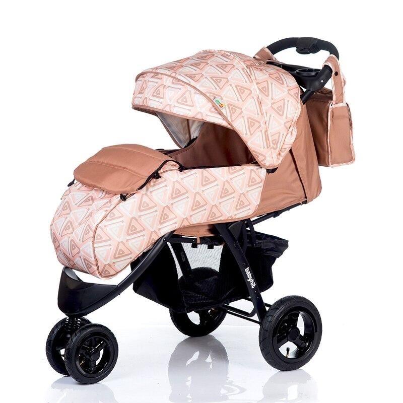 Коляска детская прогулочная Babyhit Voyage Air коляска прогулочная gb beli air 4 dragonfire red