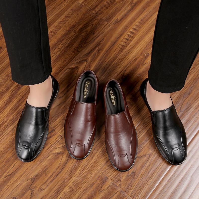 Mycoron Sapato De Masculino Hechos Lujo Lining Moda Conducción Hombres A Mocasines Material Nuevo brown none Mano lining Zapatos Cuero Marca none OBxr6nOw0