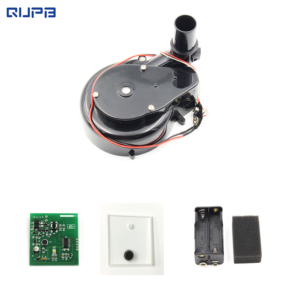 QUPB Paintball Loader Raceway Kits Spare Parts With Gear/Motor/Wheel/Board/Battery Option Free Shipping LPT001